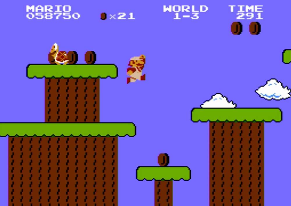 Super Mario Bros(Nintendo)