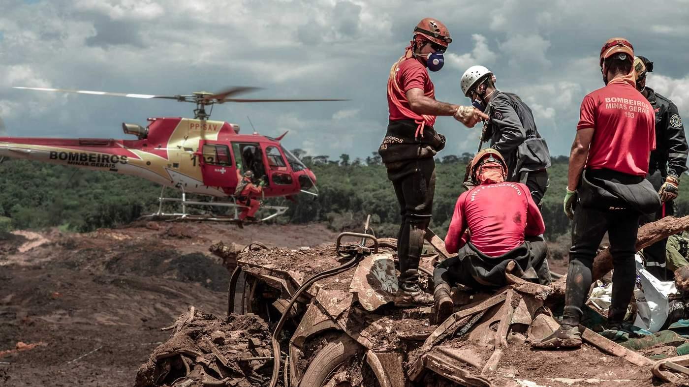 Brumadinho: A tragédia que poderia ter sido evitada - BBC Brasil