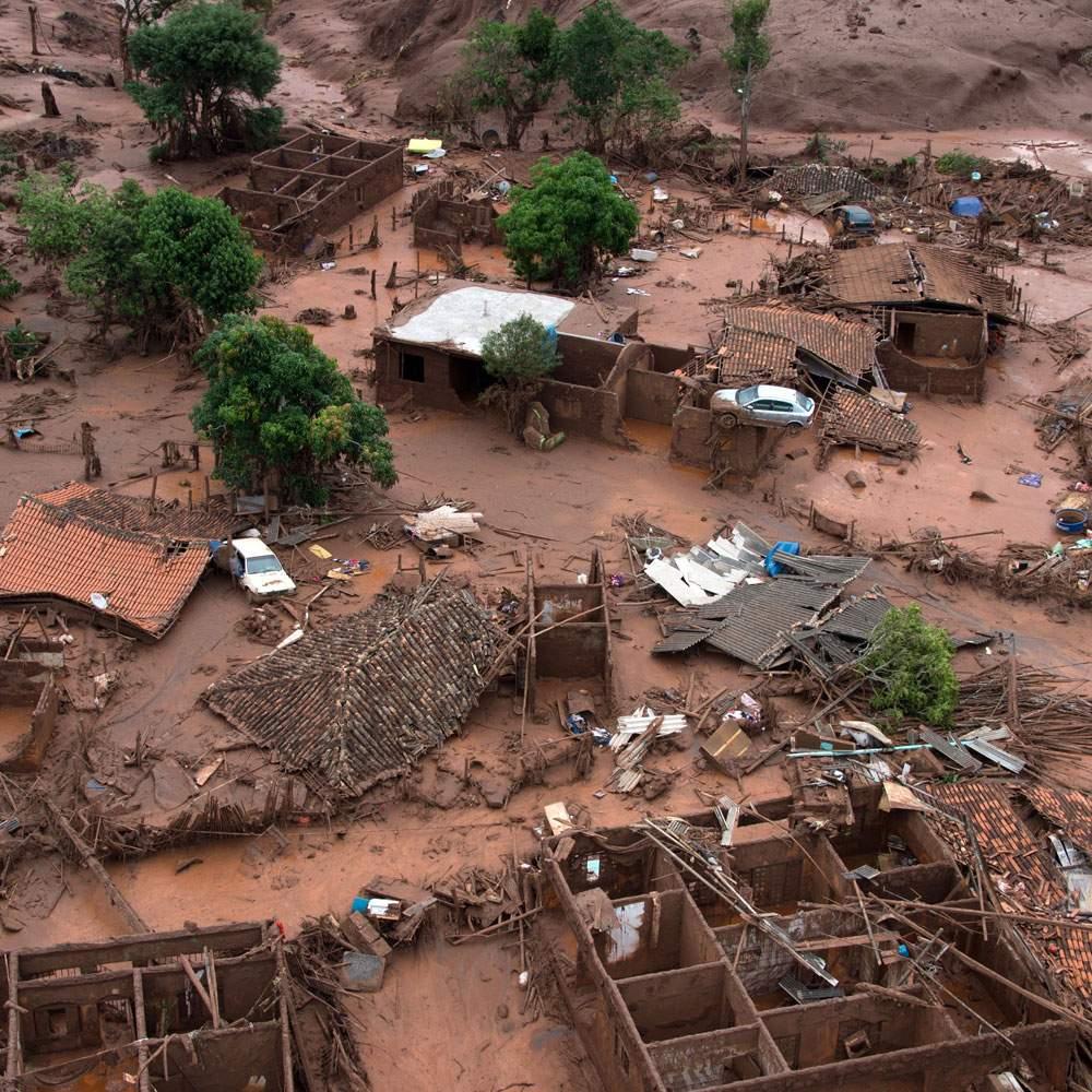 Последствия трагедии в Мариане