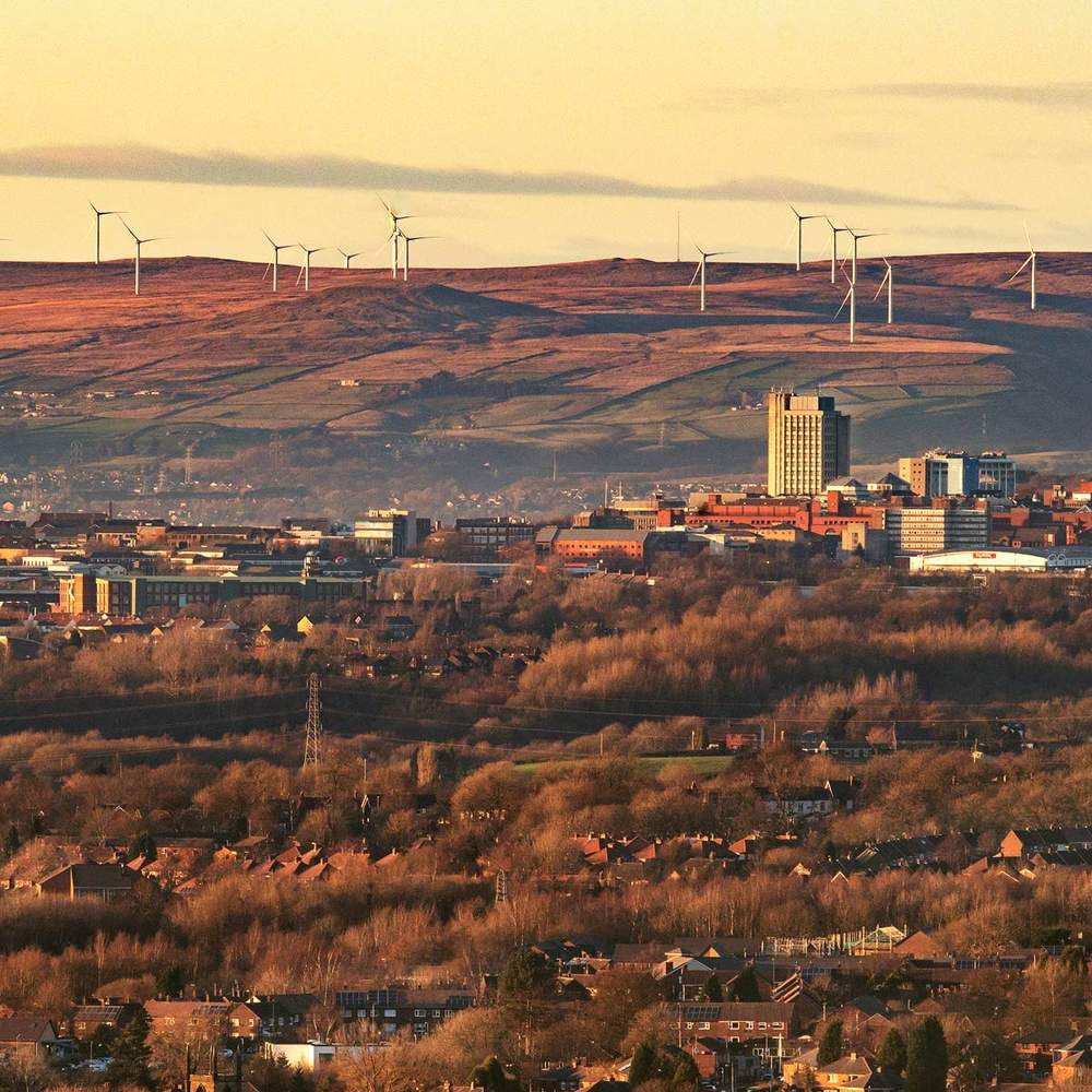 Oldham, Greater Manchester