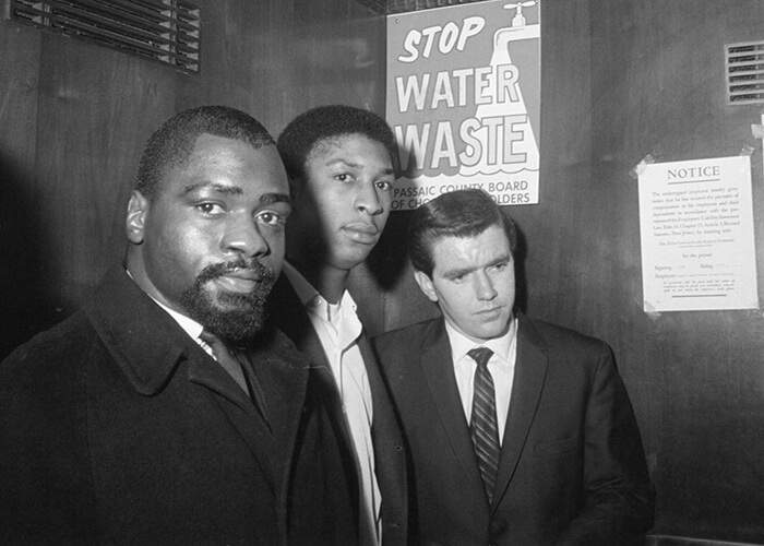 Carter (left) and Artis (middle)