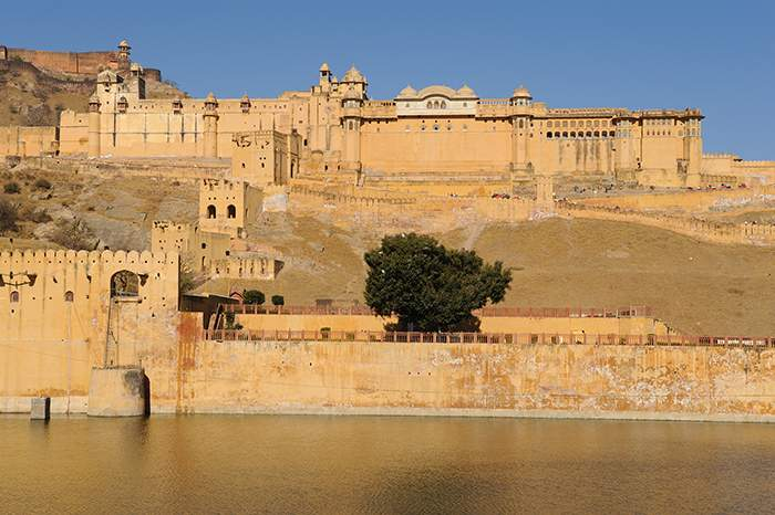 Rajasthan is one of India's biggest tourist destinations