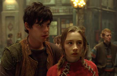 Harry Treadaway and Saoirse Ronan featured in City of Ember