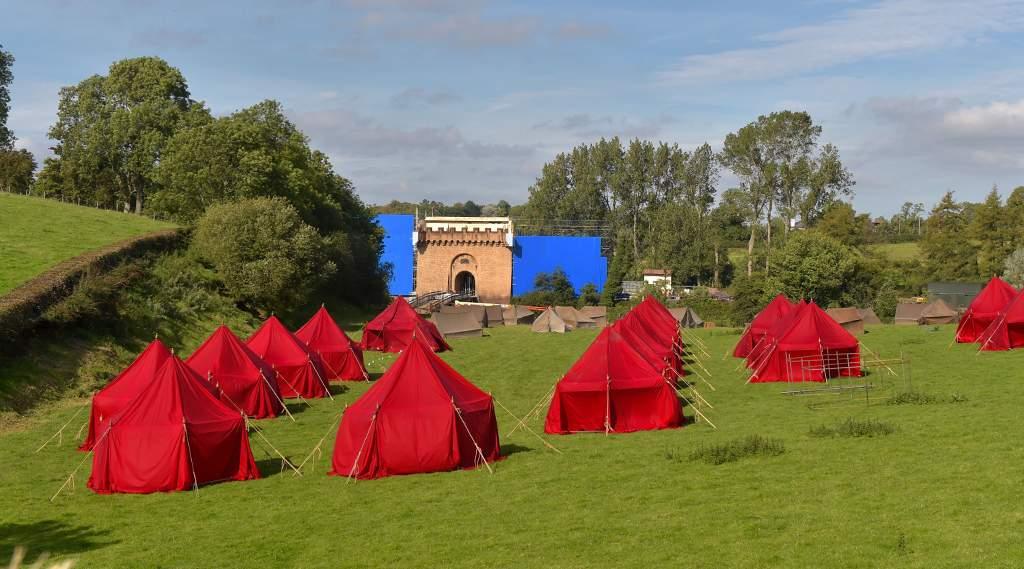 The show has been filmed across Northern Ireland