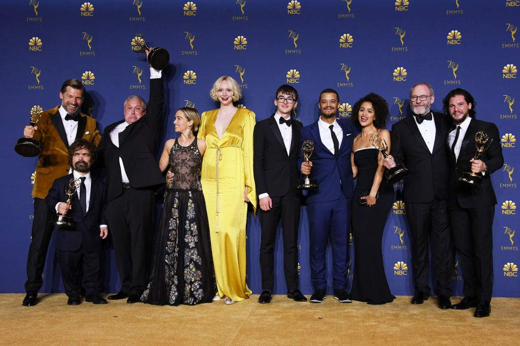 The show has won almost 50 Emmy awards