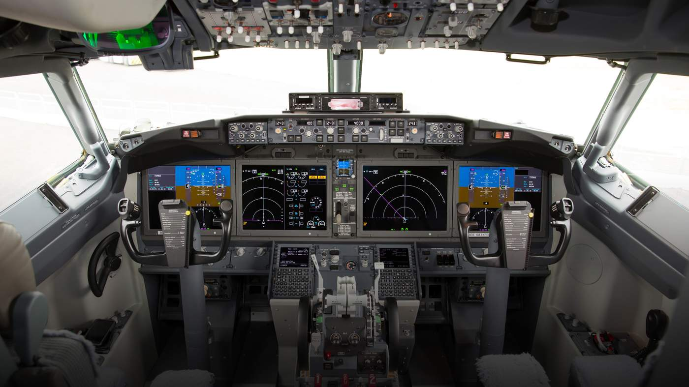 What went wrong inside Boeing's cockpit? - BBC News