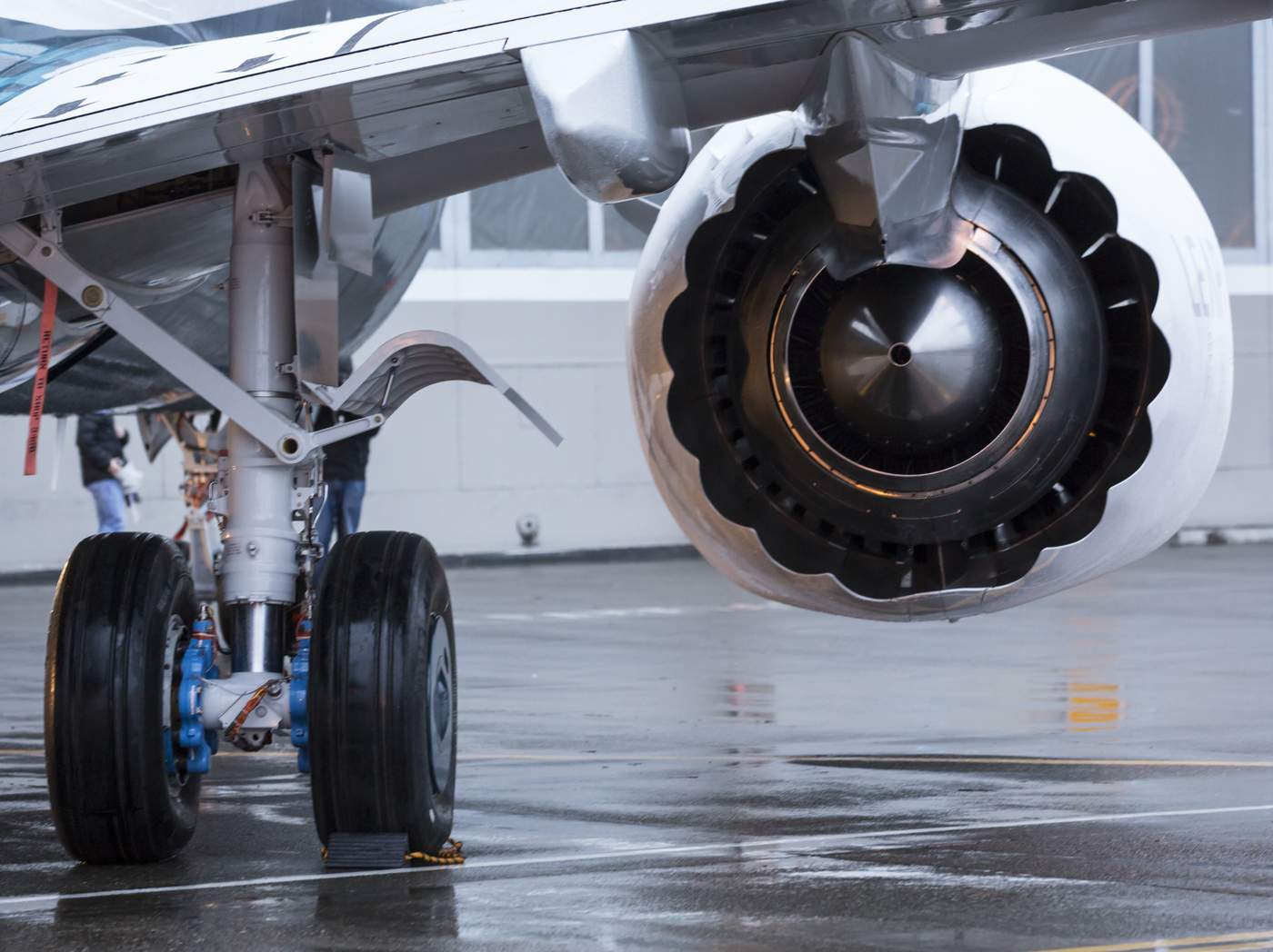 Boeing 737 MAX's LEAP engine