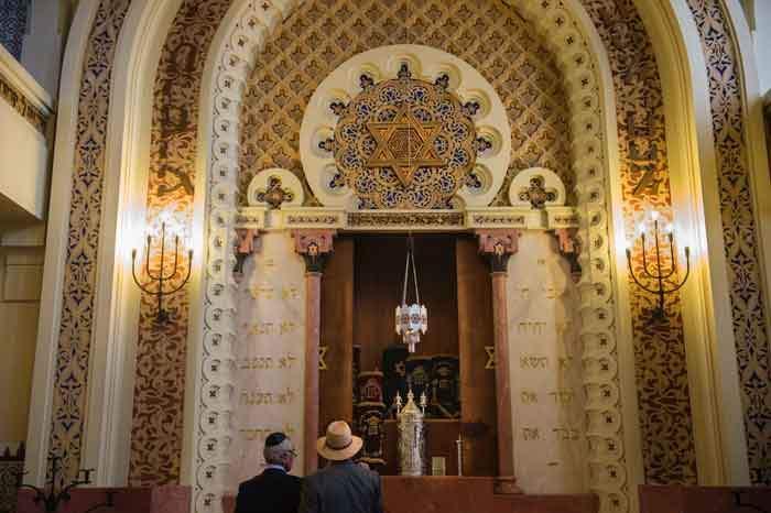 Kadoorie Mekor Haim Synagogue in Porto