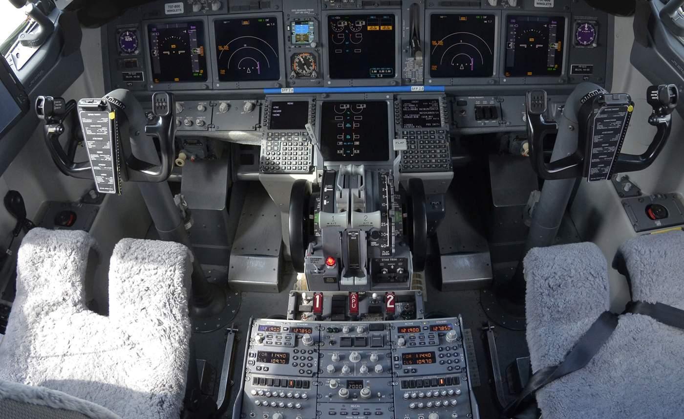 Обои приборы, Самолёт, кабина. Авиация foto 18