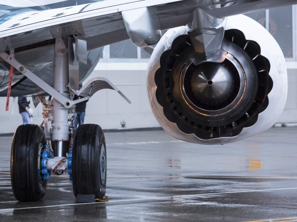 Двигатель LEAP на 737 Мах