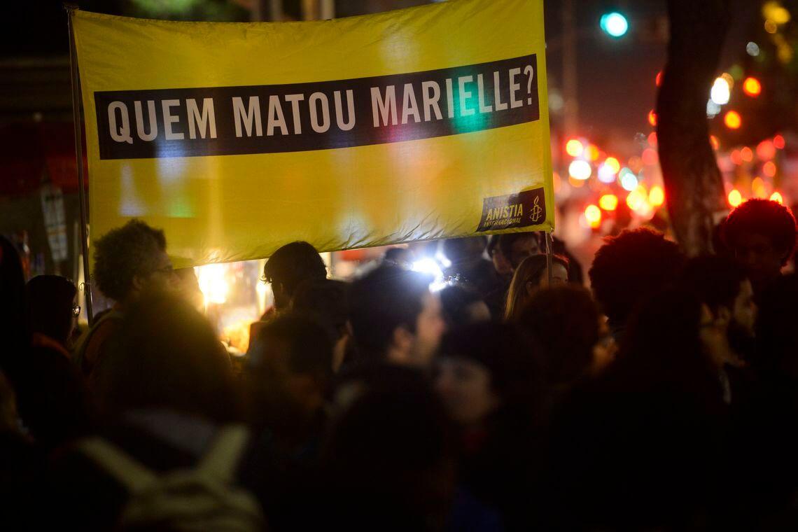 Manifestação em 12 de julho no centro do Rio