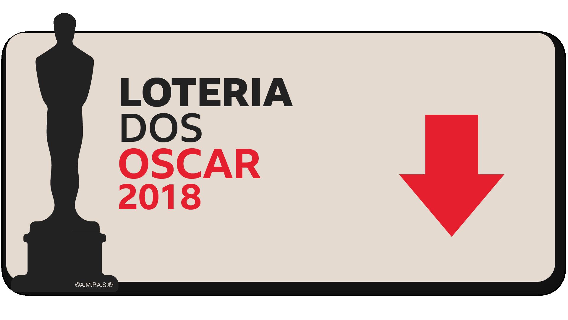 Brasil Loteria Oscars 2018