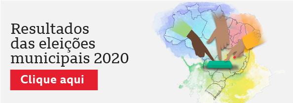 Resultados das eleições municipais 2020. Clique aqui