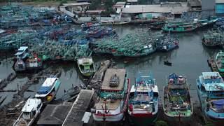 Video penuturan Mahardi, seorang nelayan yang tinggal dan bekerja di pelabuhan Jakarta Utara.