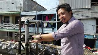 Video penuturan Dr. Heri Andreas dari Institut Teknologi Bandung yang telah mempelajari penurunan tanah di Jakarta selama lebih dari 20 tahun.