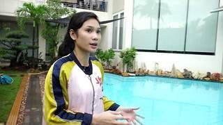 Video penuturan Fortuna Bernike, seorang warga Jakarta Utara.