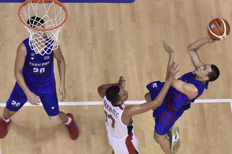 Hall Bola Basket Gelora Bung Karno