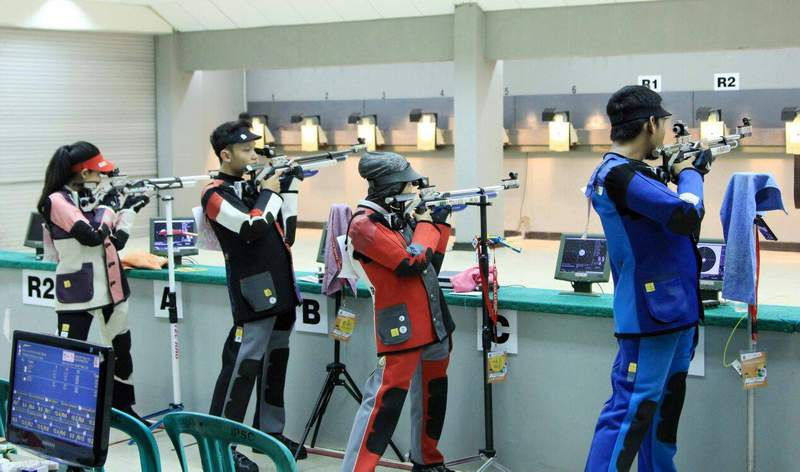 Jakabaring Sports City Shooting Range