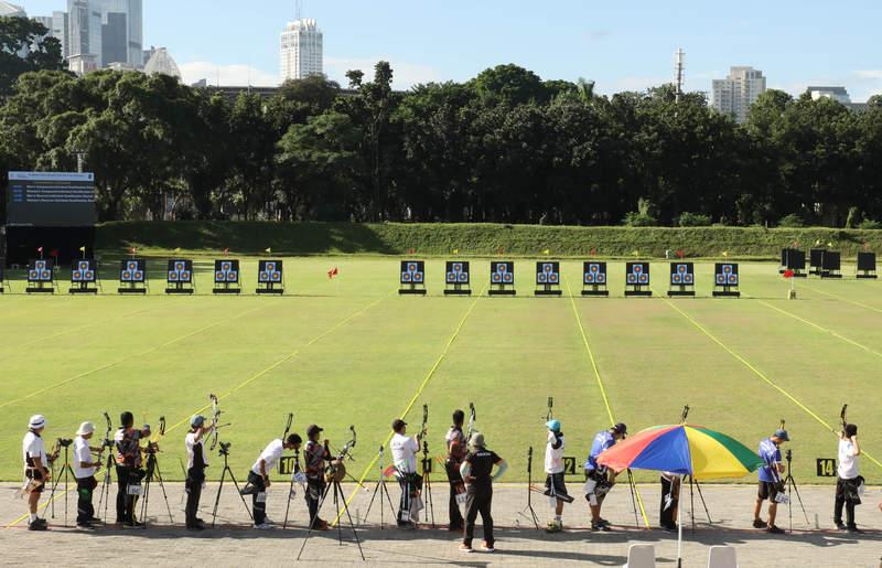 Lapangan Panahan Gelora Bung Karno