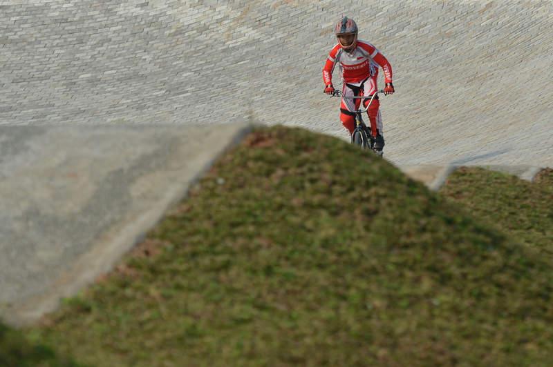 BMX Track Pulomas