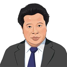 Chân dung của Hà Văn Thắm