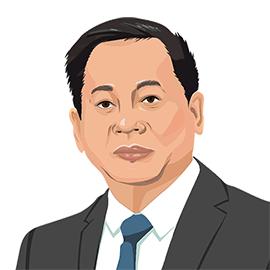 Chân dung của Phan Văn Anh Vũ