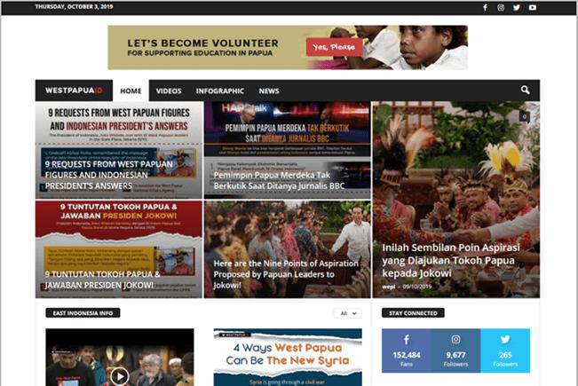 Cuplikan laman InsightID sebelum laman dihapus.