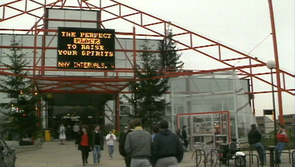 One of the UK's first multiplex buildings, the Point was built in 1985
