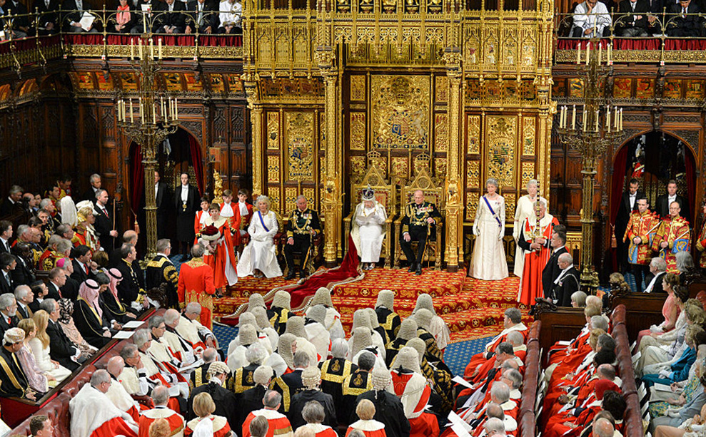 State Opening of UK Parliament 2016