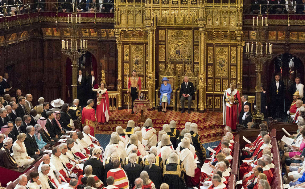 State Opening of UK Parliament 2017