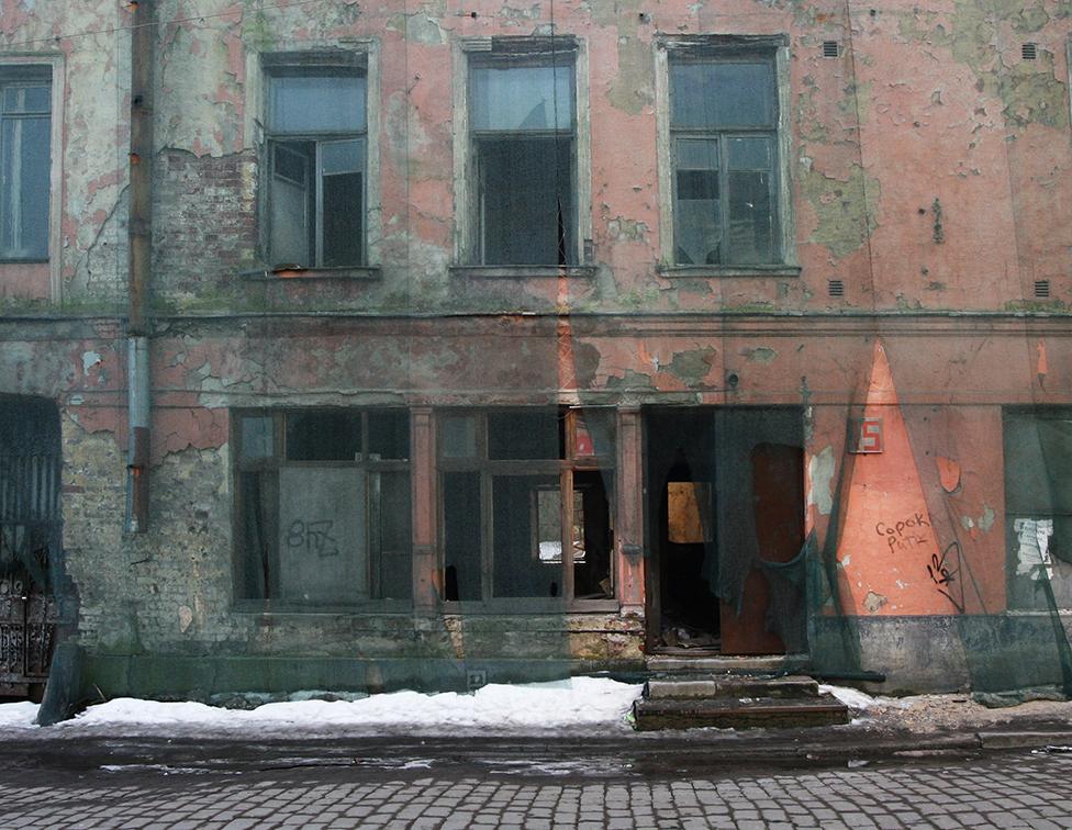 Крепостная, 15, апрель 2008
