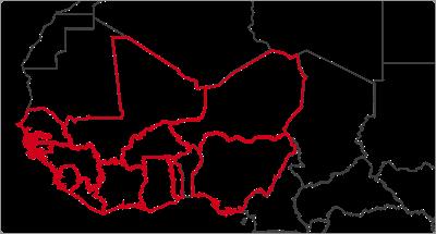 West Africa image