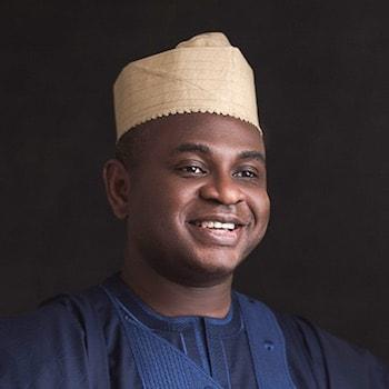 Kingsley Moghalu Hoto