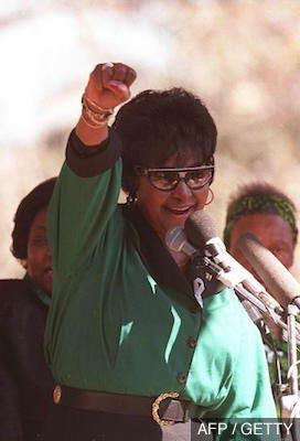 Foto Winnie Mandela