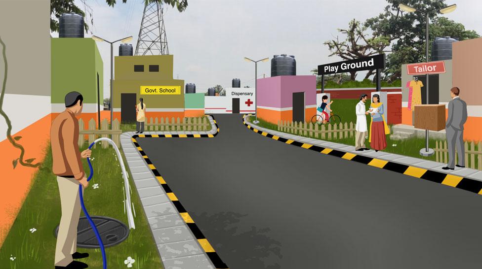 Mysore transformation slider