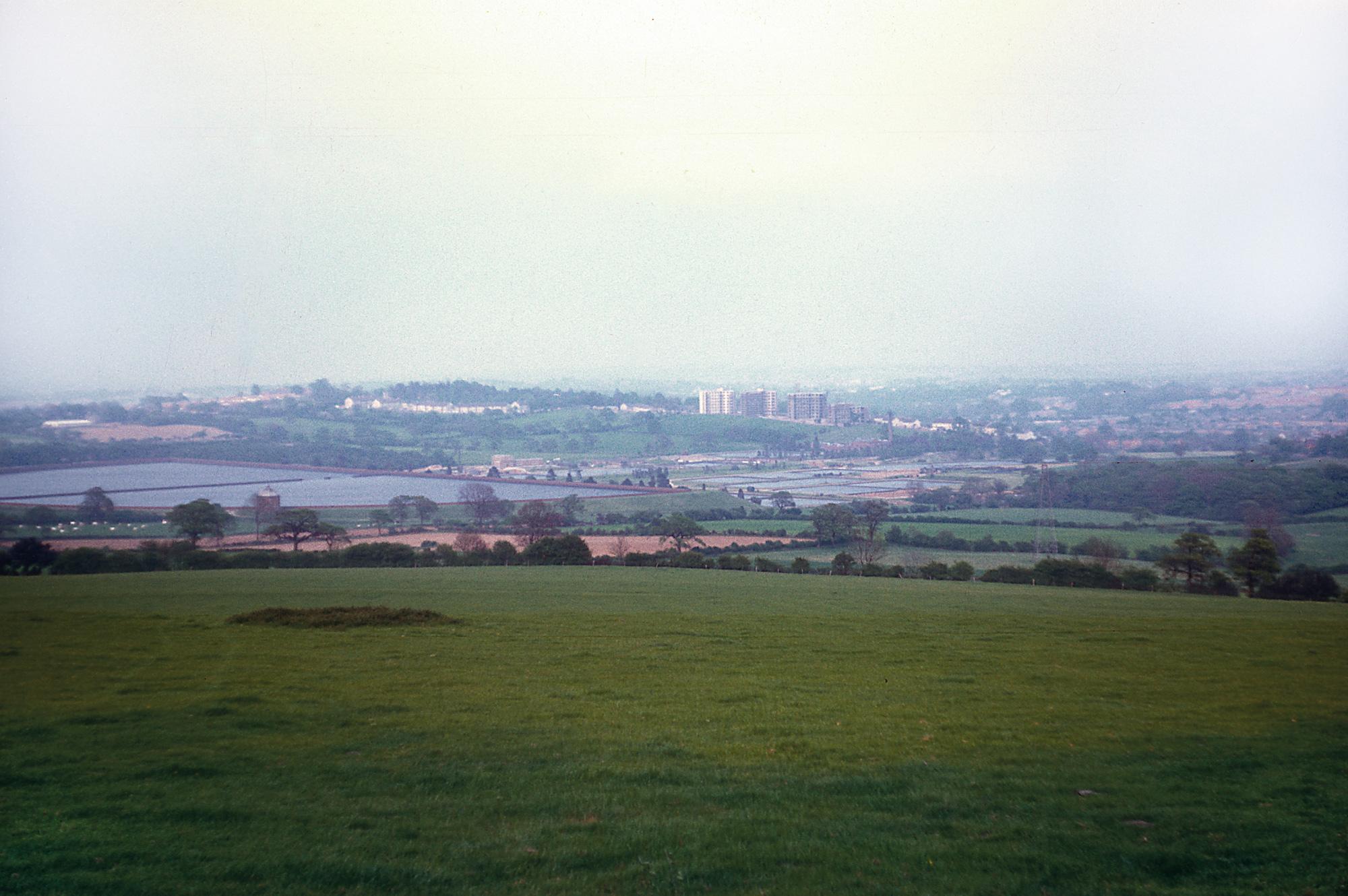 New flats in Lodge Farm Road, Northfield, 1956