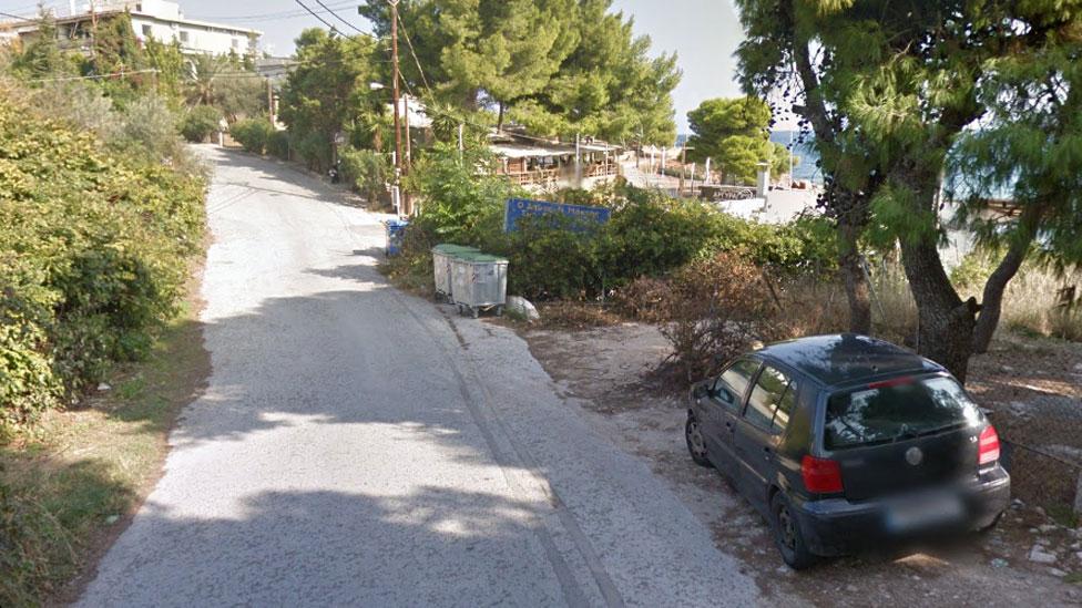 Google Street View image of Poseidonos Avenue