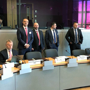Українсько-російські газові переговори тепер відбуваються за посередництва ЄС, Брюссель, жовтень 2019