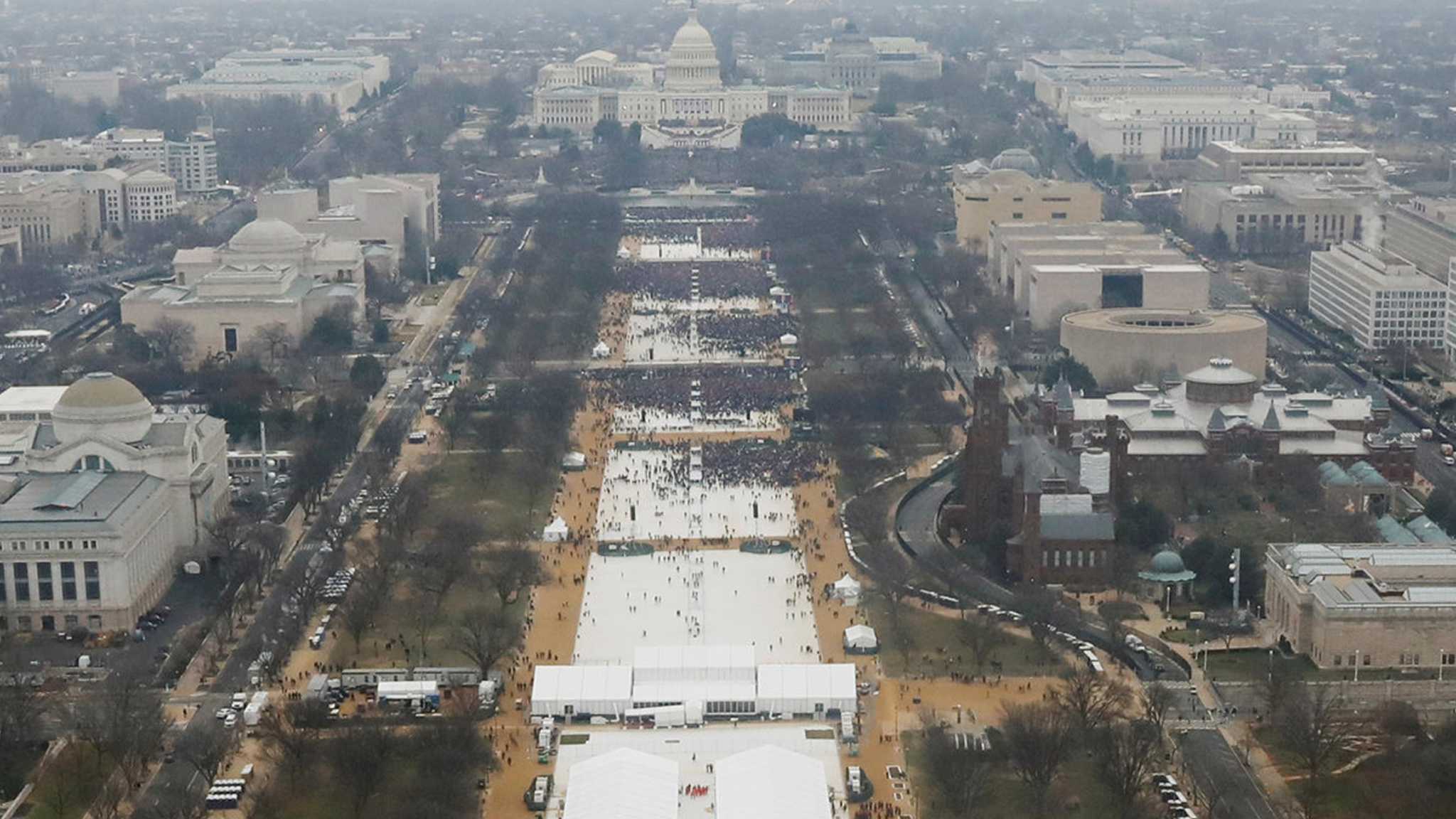 Donald Trump's inauguration 2017
