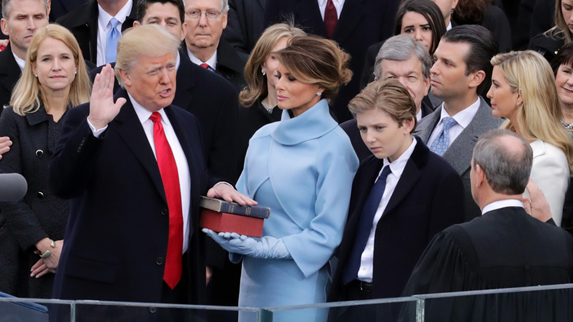 Image result for trump inauguration 2017
