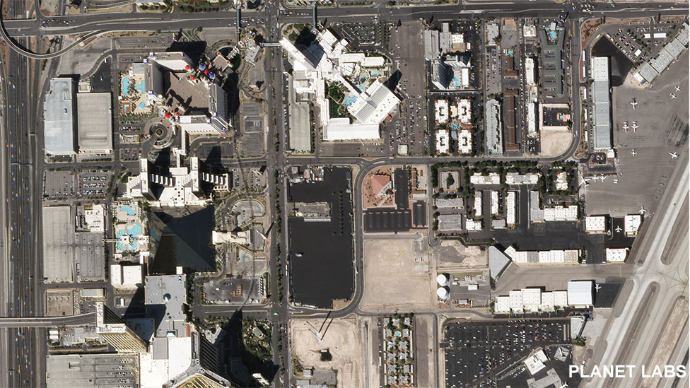Las Vegas, 17 March, 2020