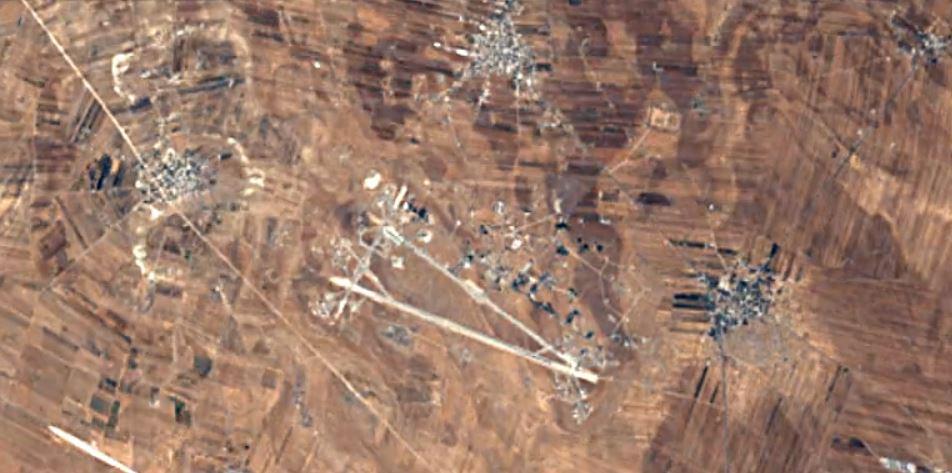 Suriye haritası 2011