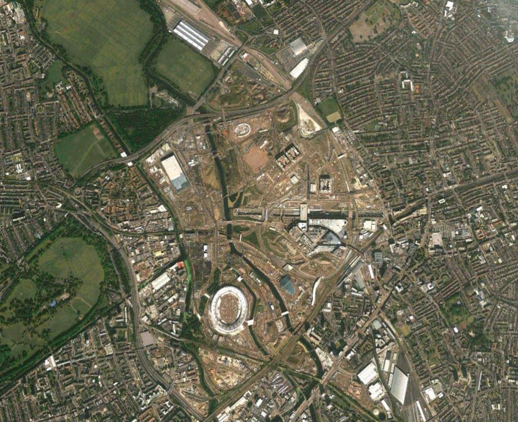 in_pictures Stratford, September 2009