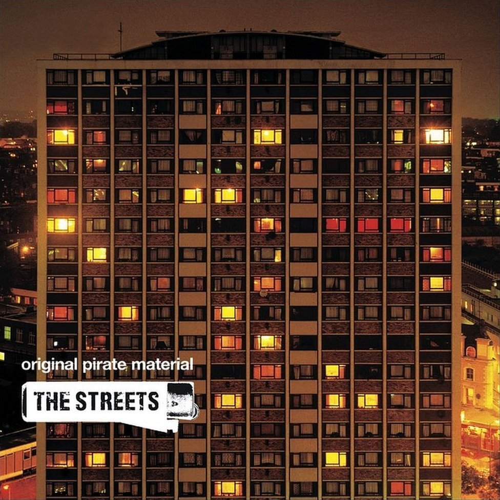 Album cover for Original Pirate Material by The Streets