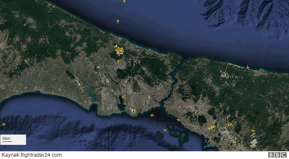 İstanbul Havalimanı'nda hava trafiği nasıl değişti?