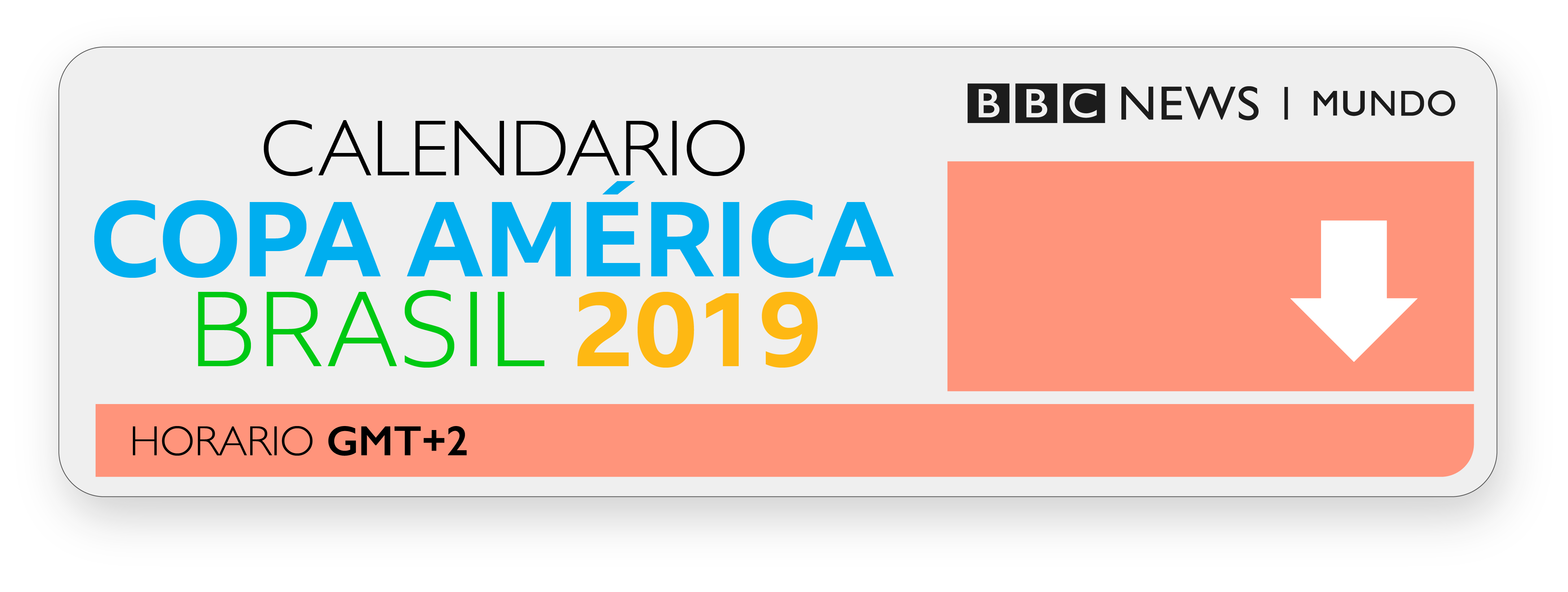 Calendario Copa.Copa America Brasil 2019 Descarga Aqui El Calendario De Partidos