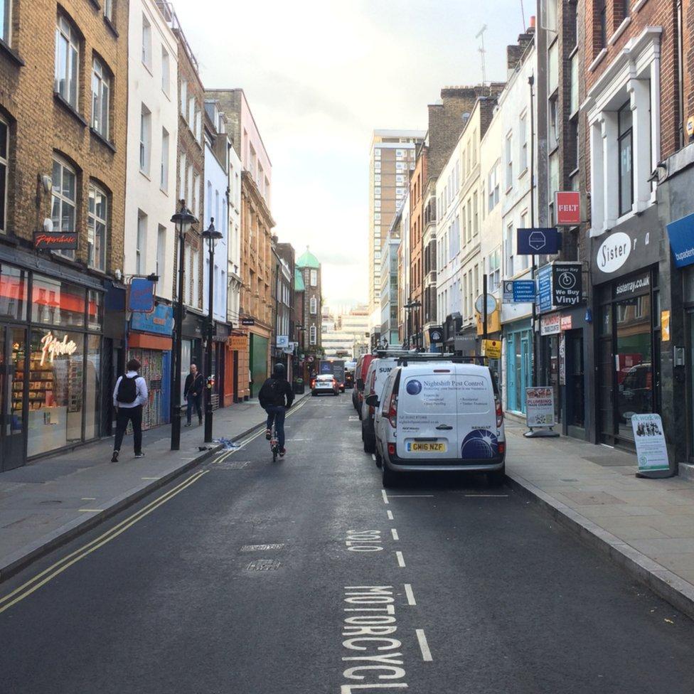 Berwick Street