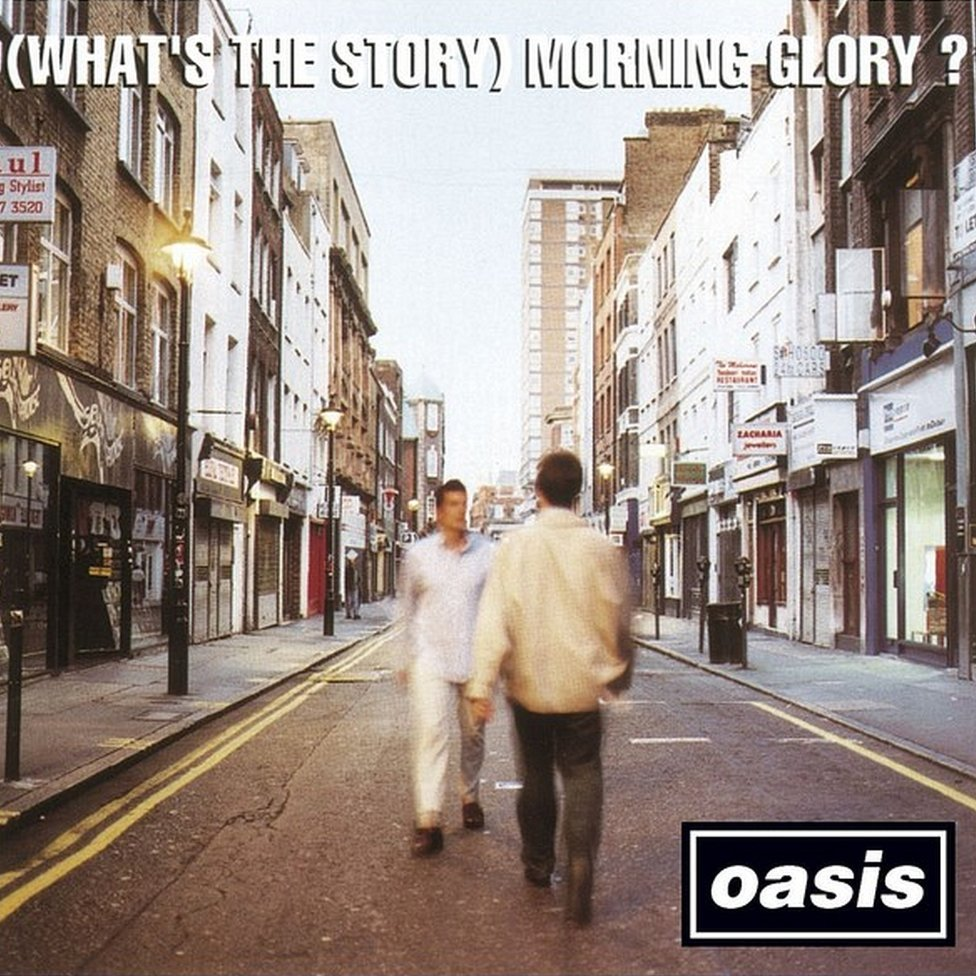 Album cover for (What's The Story) Morning Glory by Oasis
