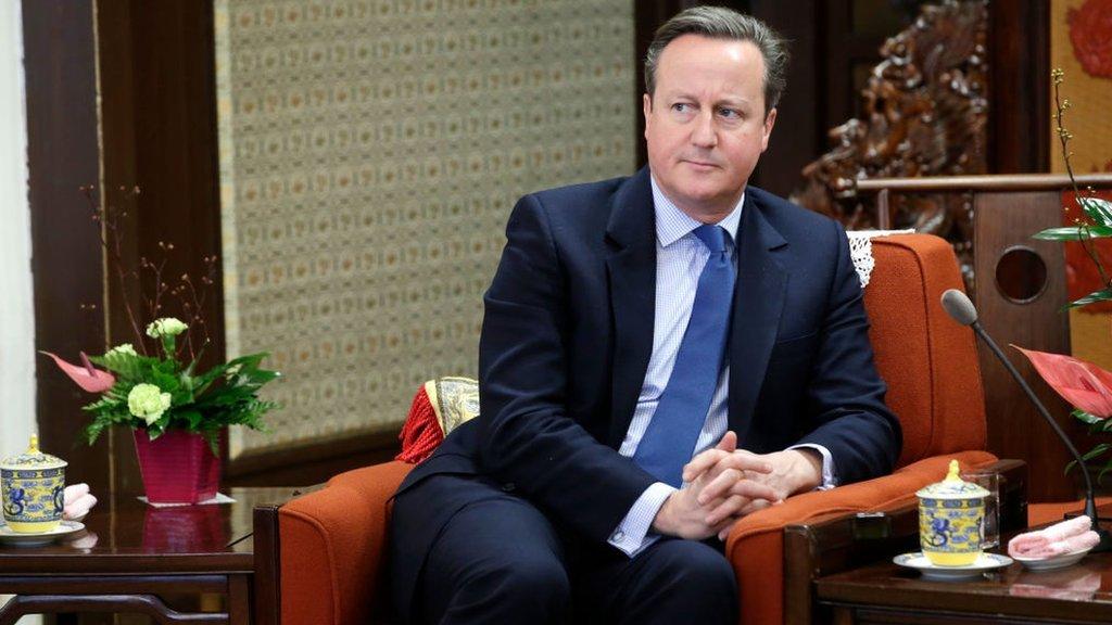 Image result for 7. David Cameron ( Former Prime Minister of UK)