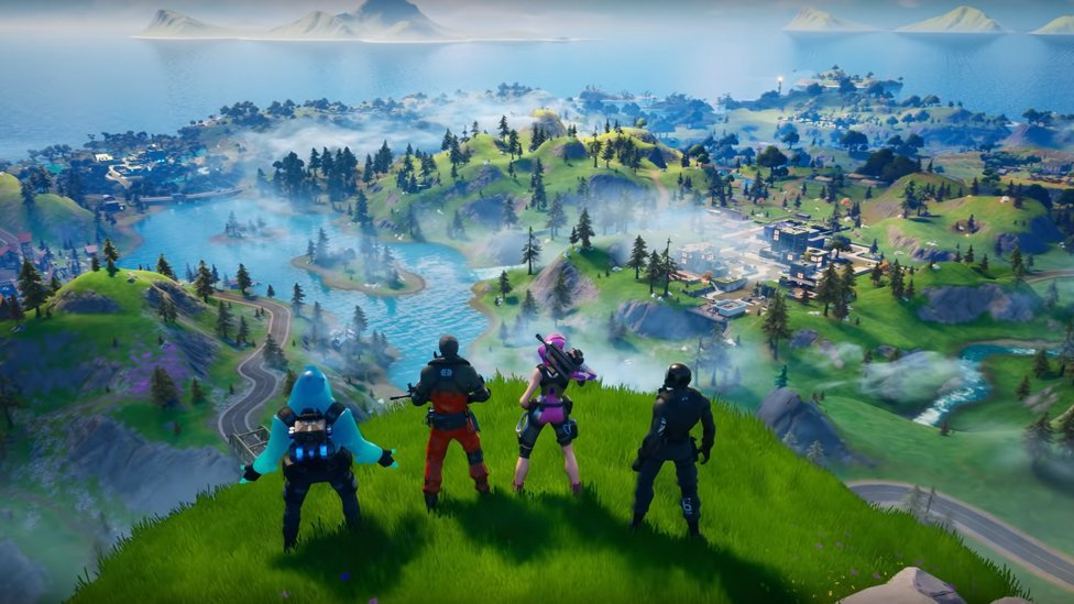 Quiz Of The Week How Did Fortnite Reinvent Itself Bbc News
